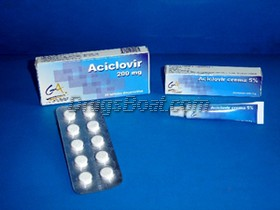 acyclovir