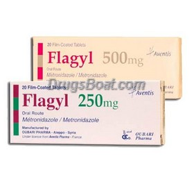 Flagyl online without prescription
